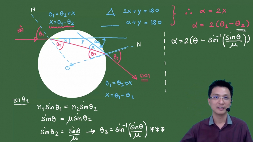 เฉลยข้อสอบฟิสิกส์ 9วิชาสามัญุ62 ครั้งที่2