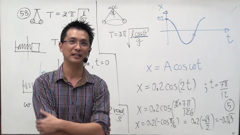 เฉลยข้อสอบฟิสิกส์ PAT2ก.พ.61 ครั้งที่1
