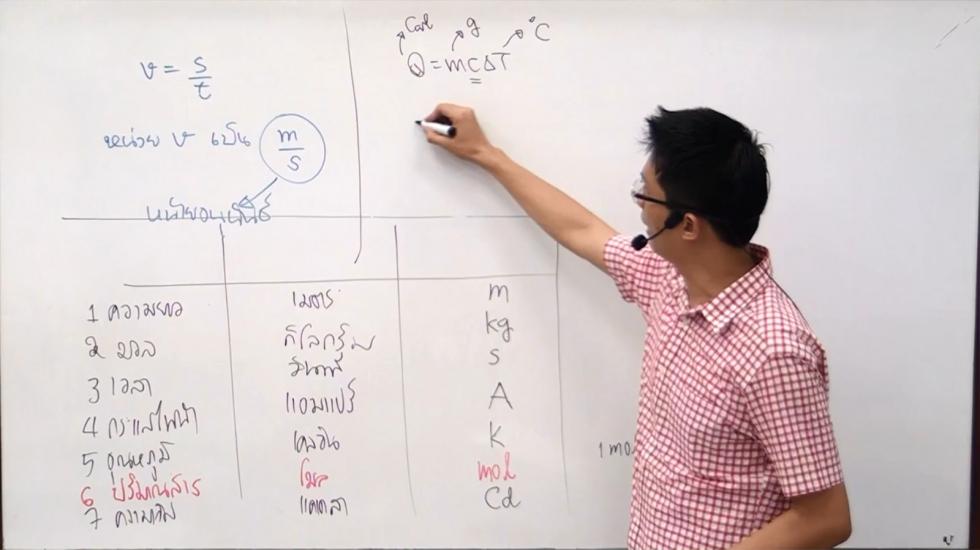 VDO ฟิสิกส์ ม.4 บทที่1 บทนำ (ปี59) ครั้งที่1