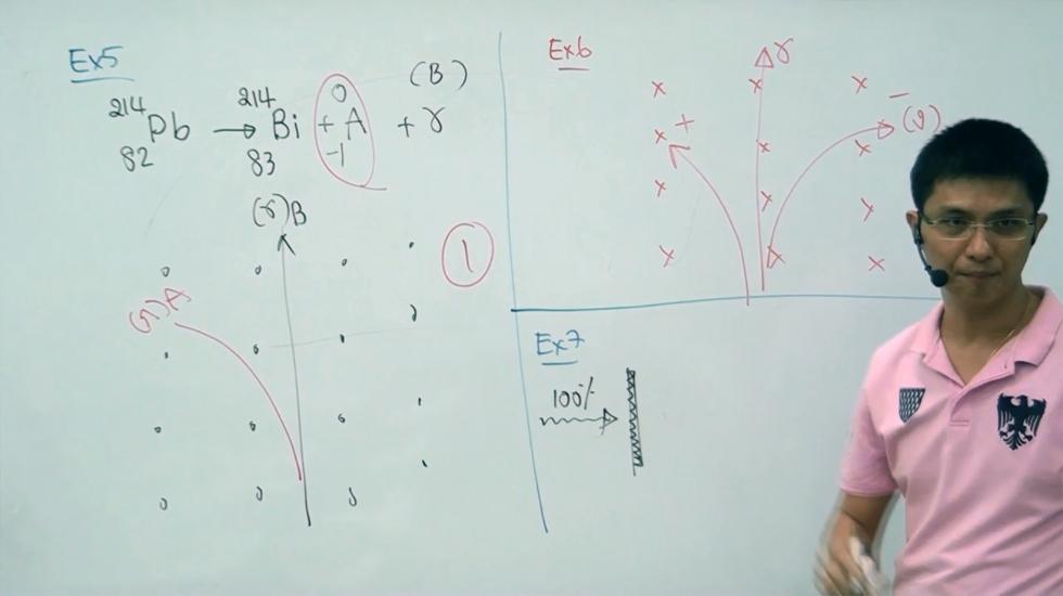 ฟิสิกส์ ม.6 บทที่20 ฟิสิกส์นิวเคลียร์ (ปี57) ครั้งที่ 1