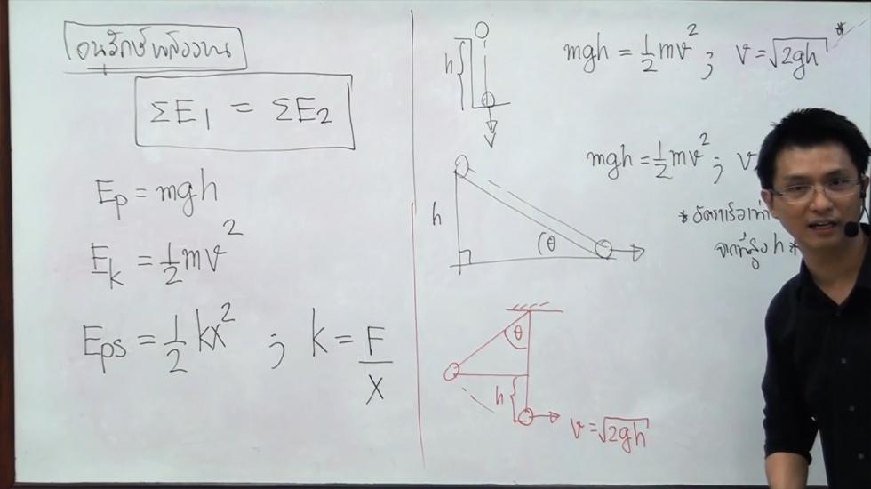 ติวสรุปฟิสิกส์#61 ครั้งที่1 กลศาสตร์